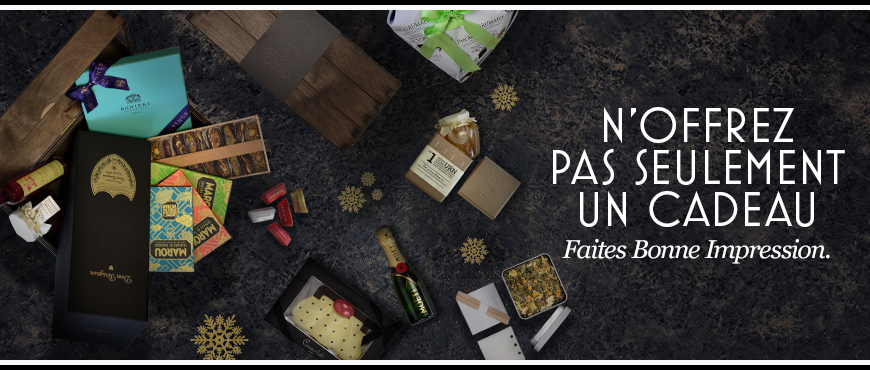 Gusto Box - Comptoirs et Compagnies