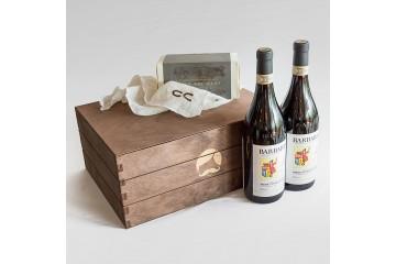 Cheese and Wine Gusto Box