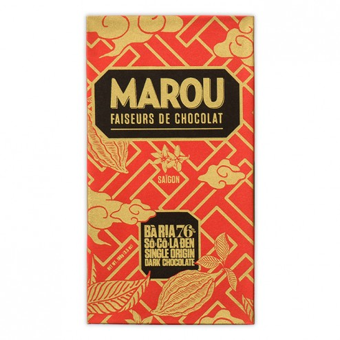 Artisan Chocolate Bar 76% Ba Ria