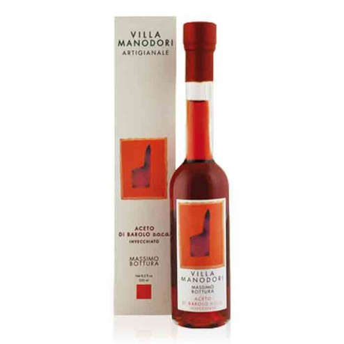 Massimo Bottura Red Wine Barolo Vinegar - D.O.C.G.