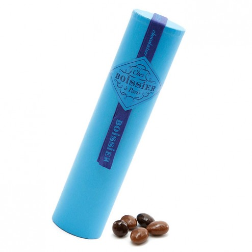Chocolate Coated Almonds & Hazelnuts in Gift Box
