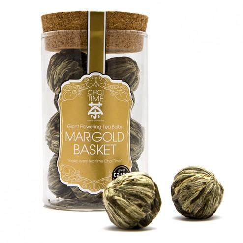 Marigold Basket Flower Tea