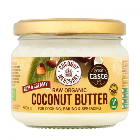 Raw Organic Coconut Butter