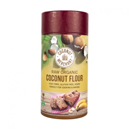 Raw Organic Coconut Flour 500gr