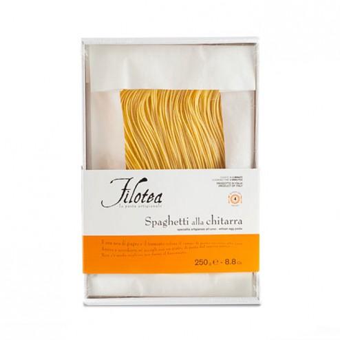 Spaghetti alla Chitarra Egg Pasta