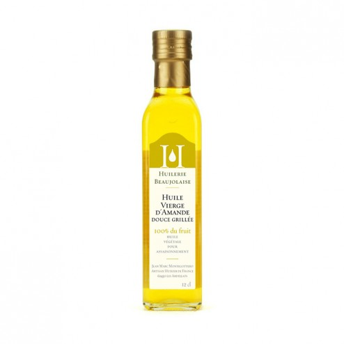 Roasted Almond Virgin Oil
