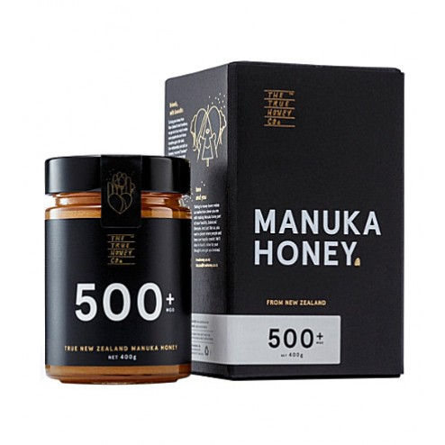 Manuka Raw Honey UMF 500+