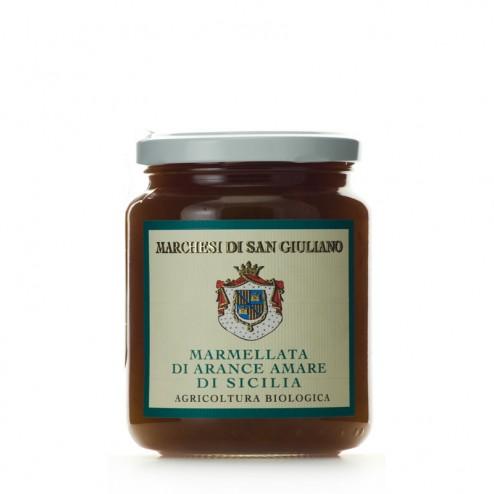 Sicilian bitter orange Bio Marmalade