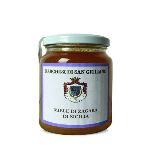 Orange Blossom Sicilian Honey