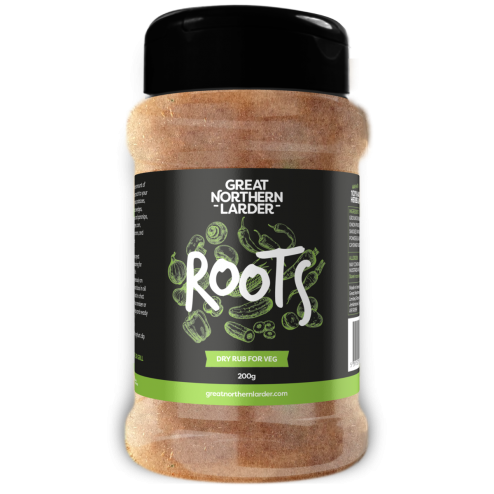 Salt Flavoured for BBQ, Rosemary, Onion, Paprika (Roots) - 200g