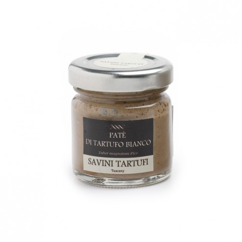 White Truffle Paté