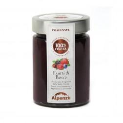 Mix Berries Jam 100% Fruits - 350gr