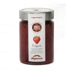 Strawberries Jam 100% Fruits - 350gr