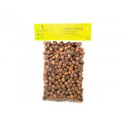 Hazelnuts Raw Organic IGP Piedmont - 500gr