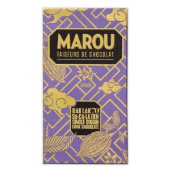 Artisan Chocolate Bar 70% Dak Lak