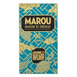 Artisan Chocolate Bar 74% Lam Dong