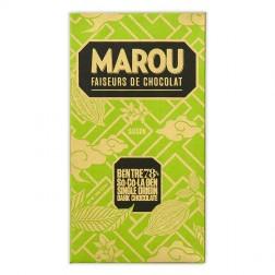 Artisan Chocolate Bar 78% Ben Tre
