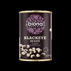 Organic Blackeye Beans - 400gr