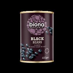 Organic Black Beans - 400gr