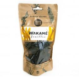 Seaweed Dry | Wakame Leaves Organic - 40gr