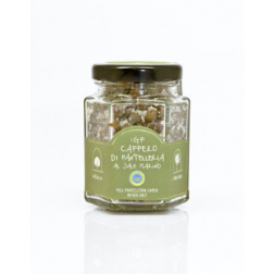 P.G.I. Pantelleria Small Capers in Sea Salt