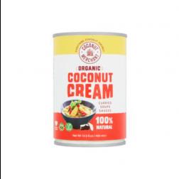 Organic Coconut Cream - 400ml
