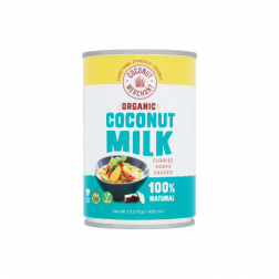 Organic Coconut Milk in Can - 400ml