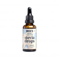 Stevia Drops - Natural 0 kcal - 50cl