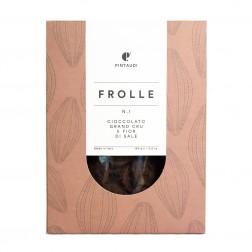 Shortbreads - Gran Cru Chocolate and Fleur de Sel - 160gr