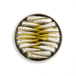 Small Sardines in Olive Oil from Galicia