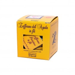 Saffron dell'Aquila DOP in Pistils - 1 gram