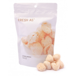 FRESH AS | Freeze-dried Lychee Whole - 50gr