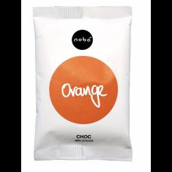 Nobo Chocolate Button I Dairy FREE Orange - pcs