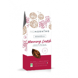 Granola Organic | Hazelnut, Chocolate & Cranberry