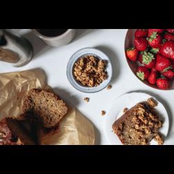 Granola Organic | Banana & Walnuts