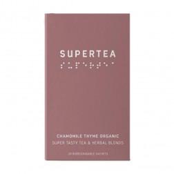 Supertea Chamomile Thyme Organic Tea