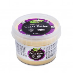 Organic Cacao Butter - 240gr