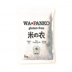Japanese Rice Panko - 200gr