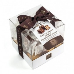 Nougat Soft | Almond Covered in Dark Chocolate (individually wrapped) - 200gr