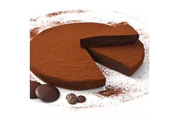 Fondant au Chocolat Noir Sans Gluten - Vegan
