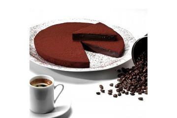 Fondant au Chocolat Noir et au Café Sans Gluten