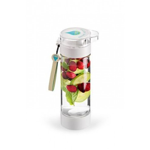 """La Define"" - Bouteille d'Eau Originale pour Infusion de Fruits - Détox Water - LITTLE"