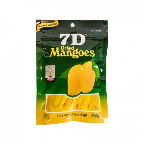 Mangue Séchée - 100gr