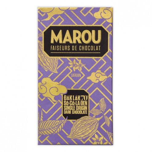 Barre Chocolat Artisanale 70% Dak Lak