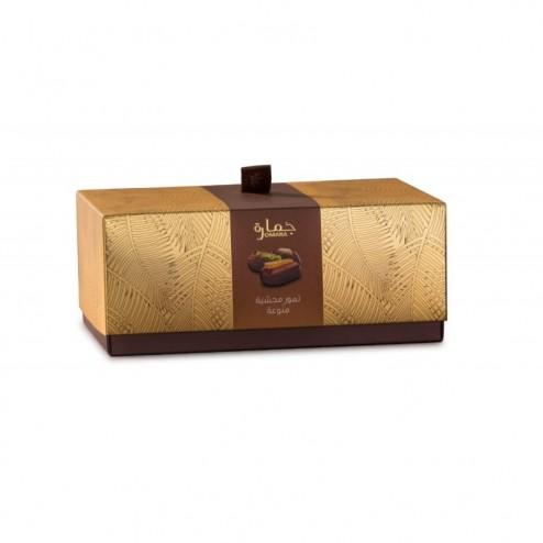 Assortiment de dattes fourrées - Coffret Cadeau Jomara - 380gr