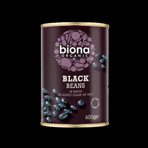 Haricots Noirs biologiques - 400gr