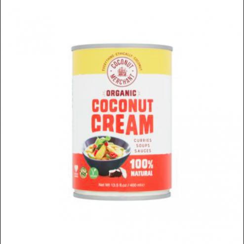 Crème de Coco Biologique - 400ml