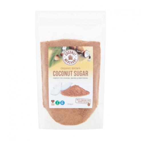 Sucre de Noix de Coco Biologique - 250gr