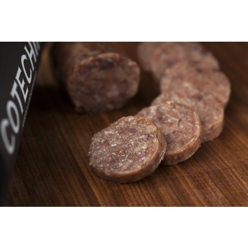 Cotechino - Saucisse de porc dans une boîte-cadeau