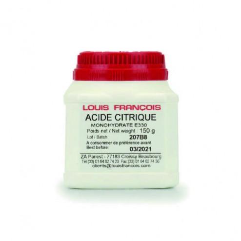 Acide citrique en poudre - Monohydraté E330